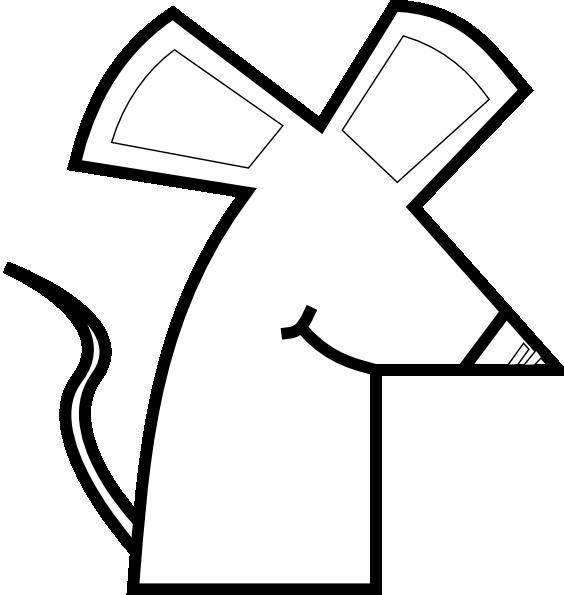 Rat Outline PNG, SVG Clip art for Web.
