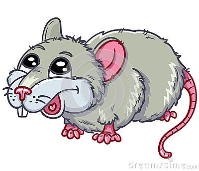 Rat Clipart Images.