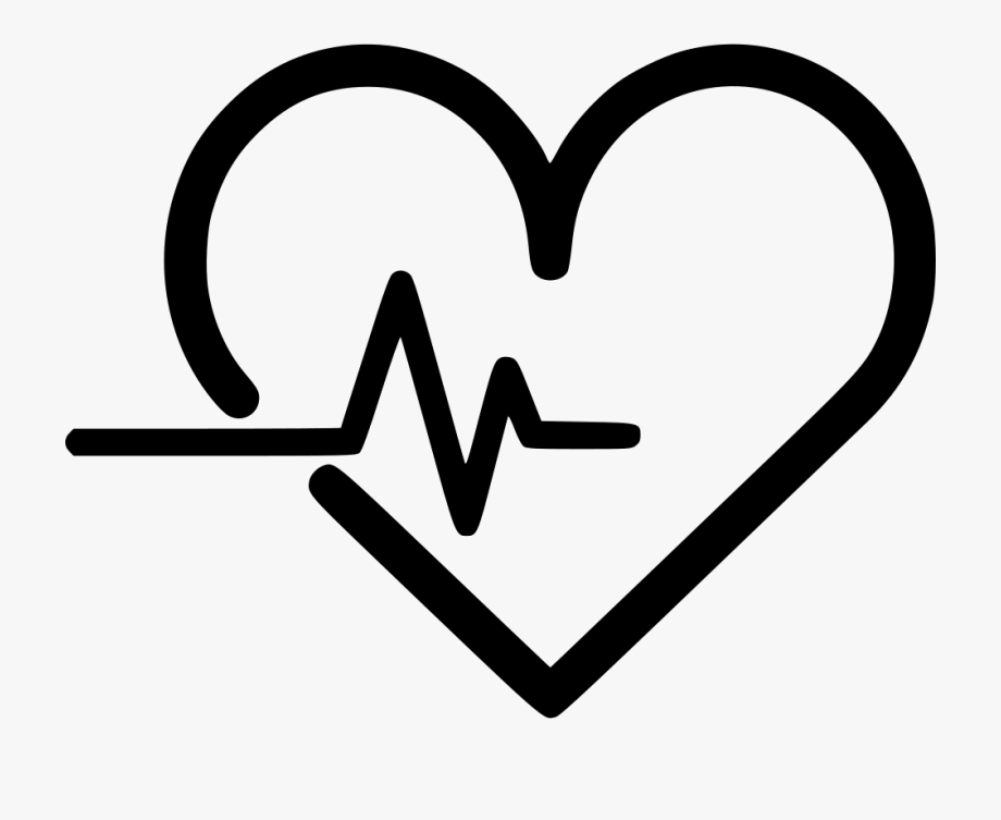 Heart Rate Svg Png Icon Free Download.