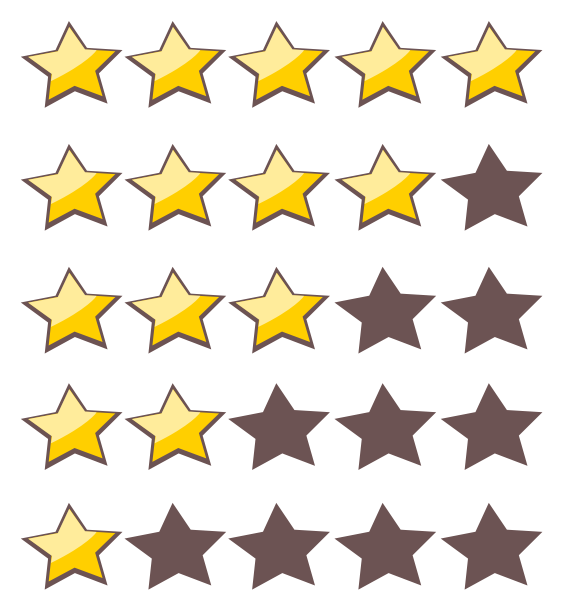 Rating Clipart.