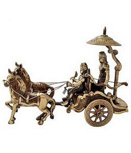 Download arjun rath clipart Brass Chariot Arjuna Ratha.