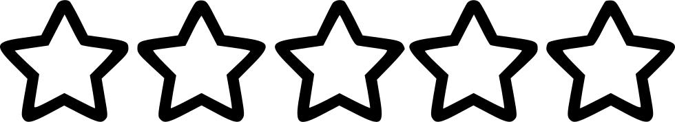 Star Rating PNG Images Transparent Free Download.