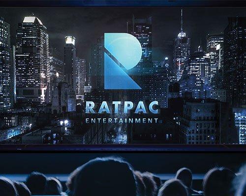 ratpac entertainment logo by chermayeff & geismar & haviv.