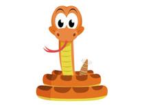 Free Rattlesnake Clipart.