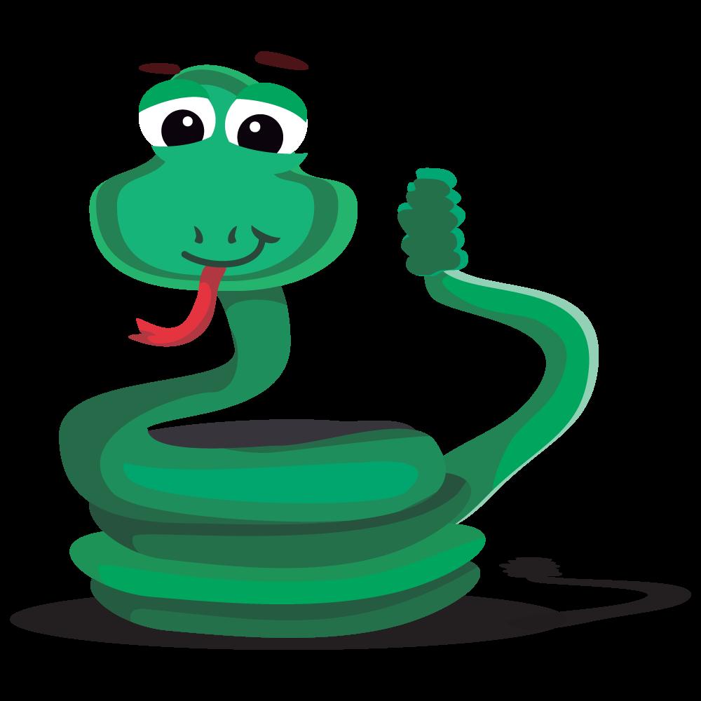 Free to Use & Public Domain Rattlesnake Clip Art.