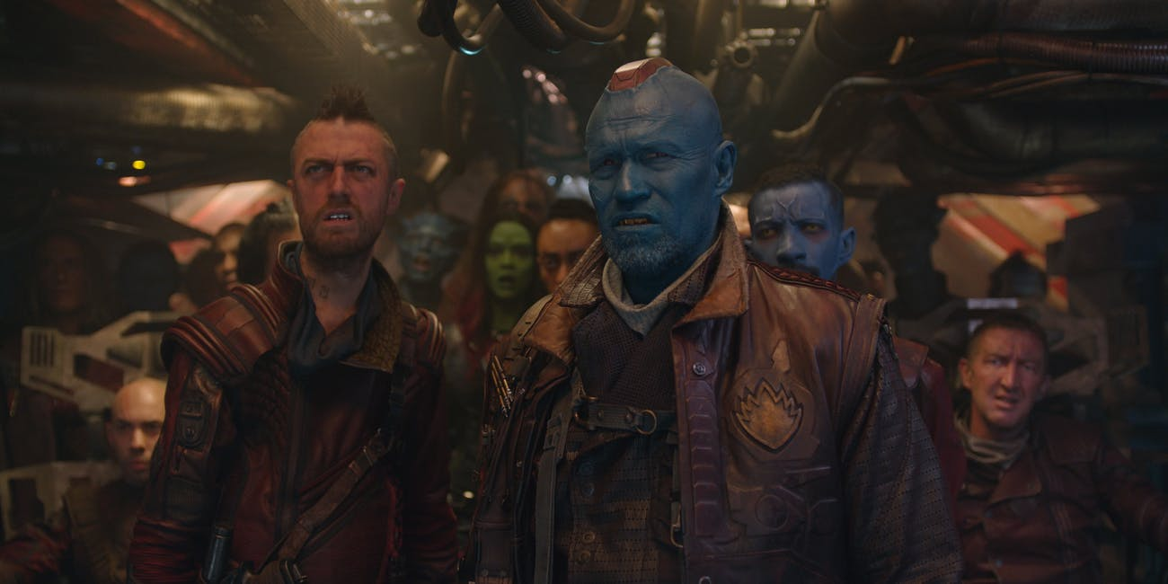 Why the Ravagers Reject Yondu in \'Guardians Vol. 2\'.