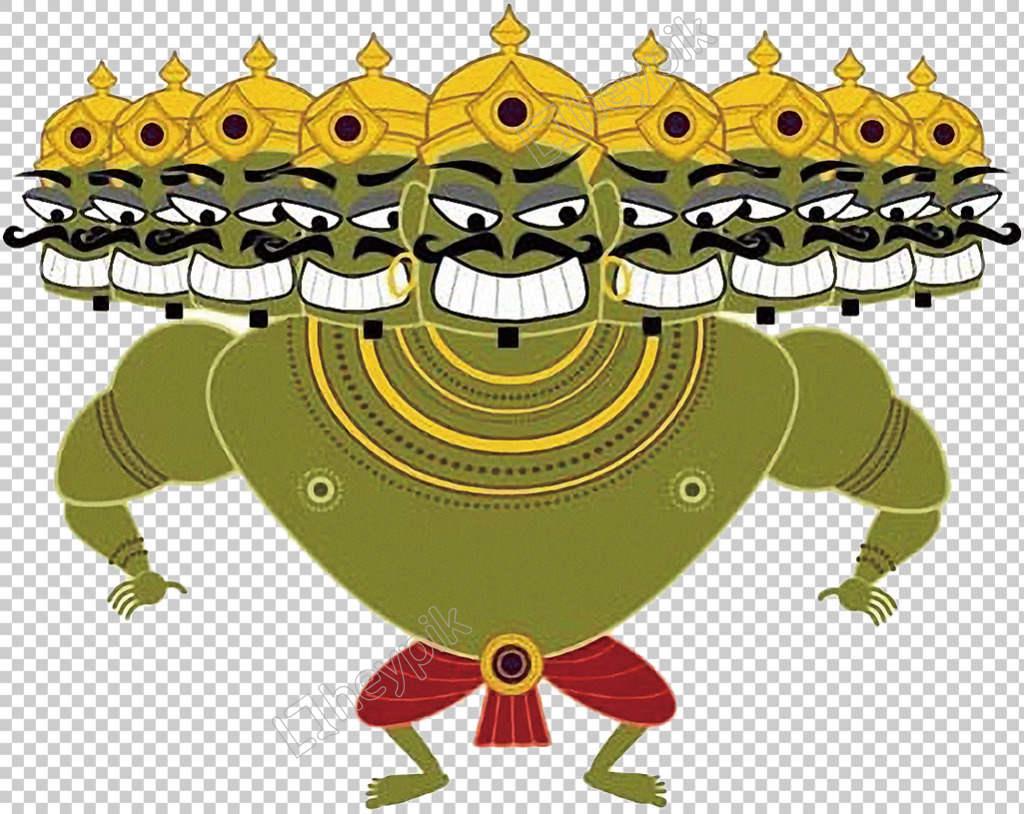 Ravana PNG Transparent Images Free Download Clip Art.
