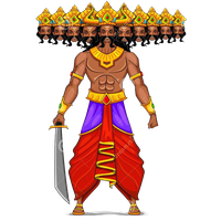 Download Ravana Free PNG photo images and clipart.