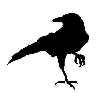 Raven Clipart.