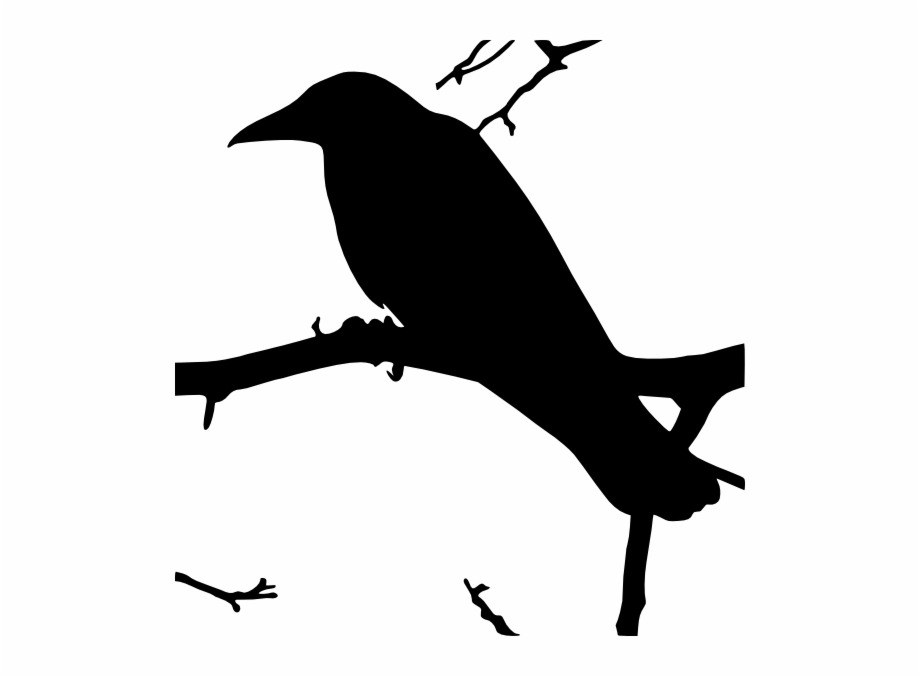 Vector Freeuse Library Raven Clip Art At Clker.
