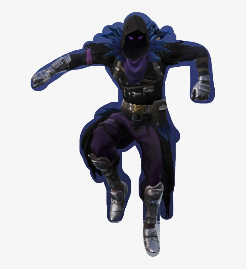 Fortnite Character Png Raven.
