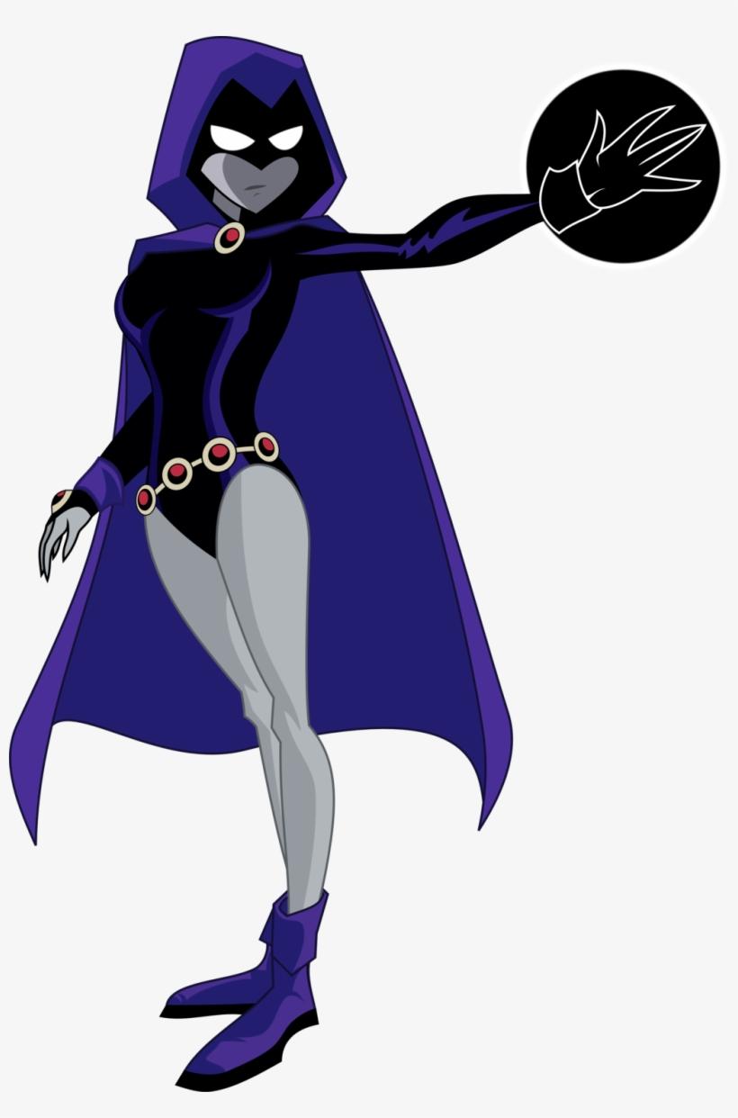 Raven Starfire Robin Beast Boy Nightwing.