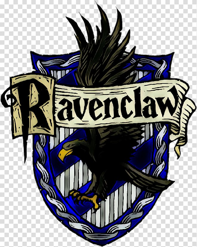 Ravenclaw logo, Ravenclaw House Fictional universe of Harry.