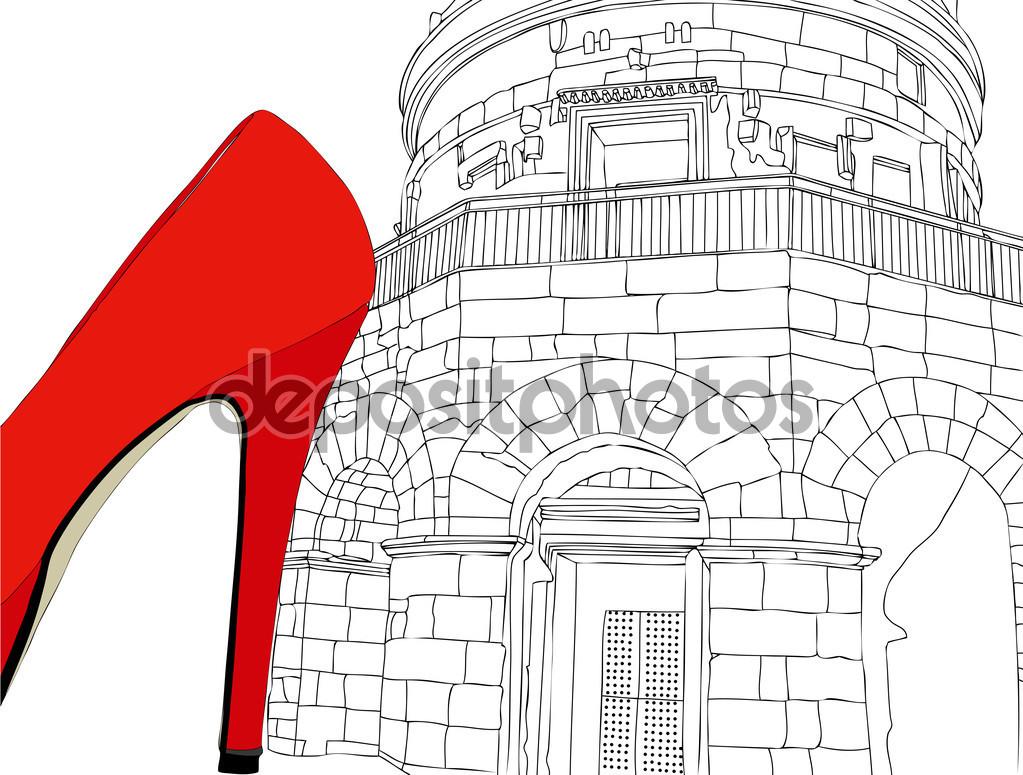 Fashion in Ravenna — Stock Vector © francofox #79871258.