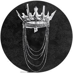 Evil crown clipart.