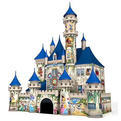 Buy Ravensburger Disney Castle 3D Puzzle, 216 Pieces.