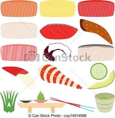 Raw fish Vector Clipart EPS Images. 2,731 Raw fish clip art vector.