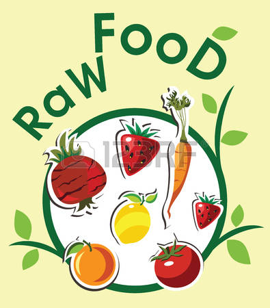 65,403 Raw Food Stock Vector Illustration And Royalty Free Raw.