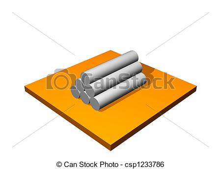Raw Materials Clipart.