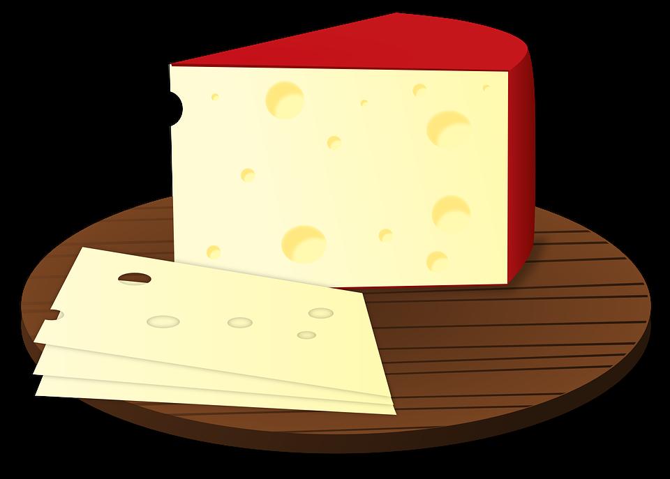 Free photo Mediterranean Goat Cheese Raw Milk Cheese Cheese.