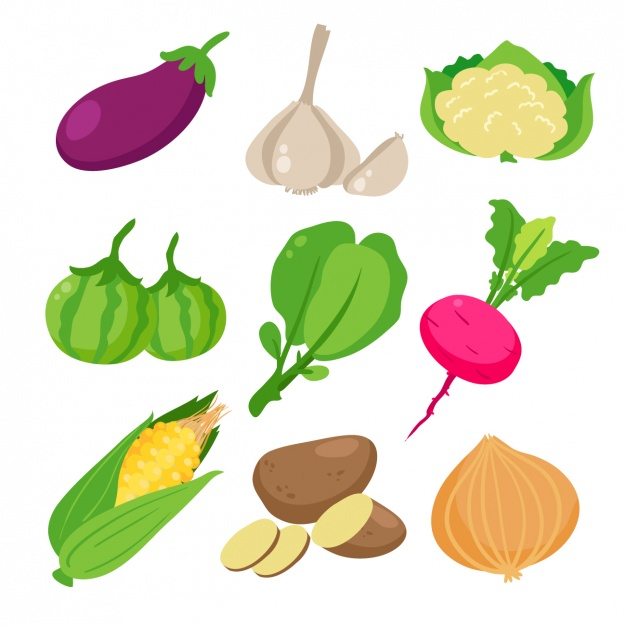 Vegetables Vectors, Photos and PSD files.