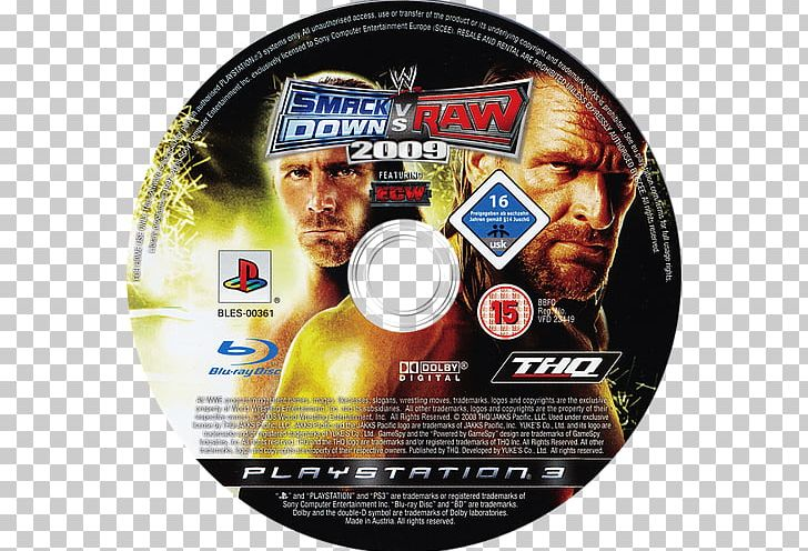 WWE SmackDown Vs. Raw 2009 WWE SmackDown! Vs. Raw WWE.