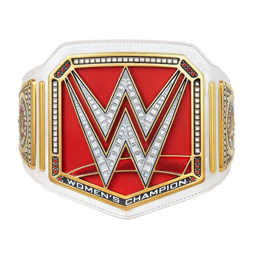 WWE RAW Women\'s Championship Replica Title (2016).