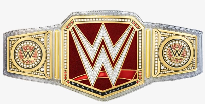 Wwe Raw Women\'s Championship.