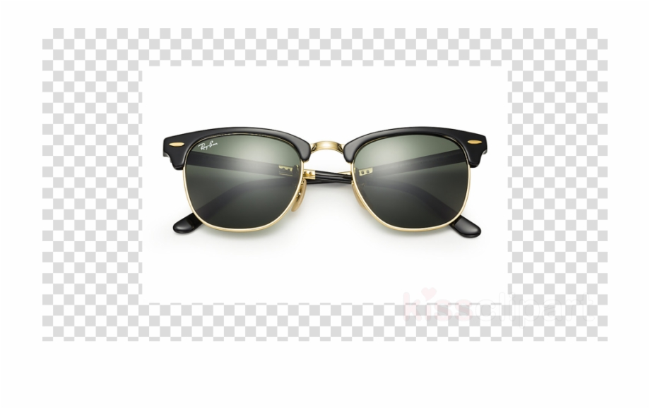 Ray Ban Clubmaster Folding Clipart Ray Ban Clubmaster.