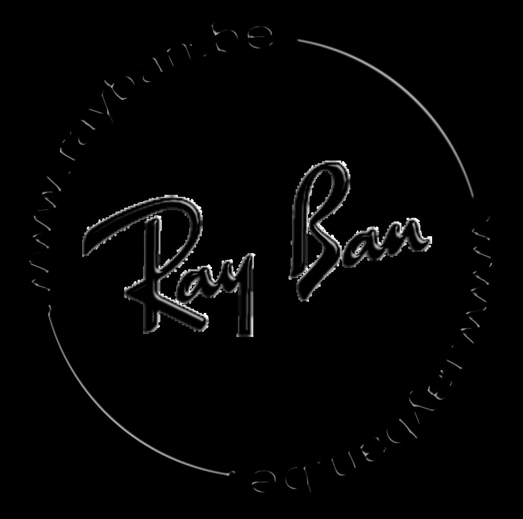 Ray Ban Logo PNG File.