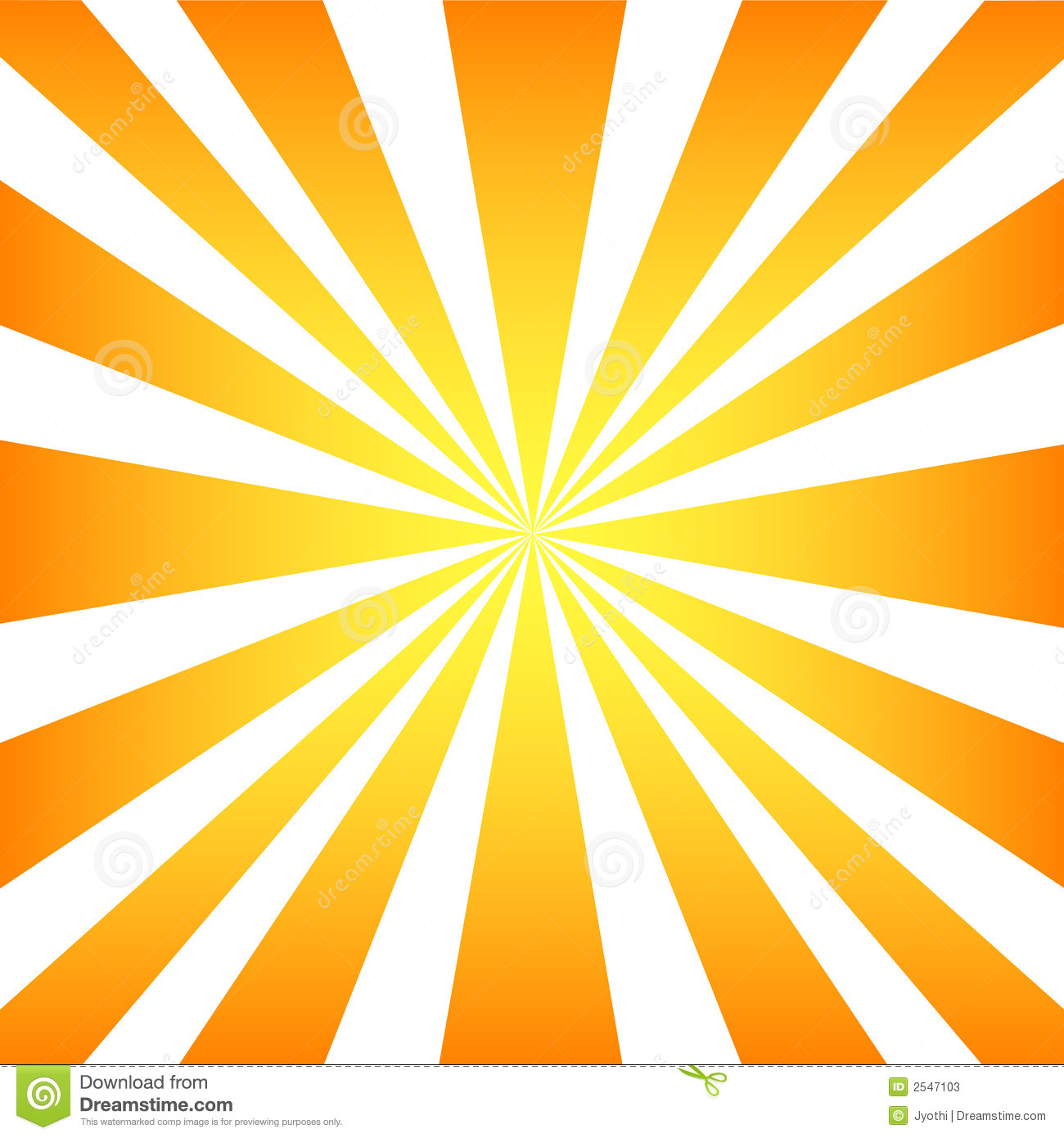 Rays clipart.