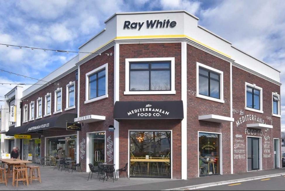 Ray White.