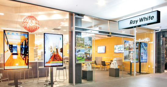 Case Study: Ray White Redefines Real Estate with Stunning.