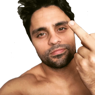 Ray William Johnson (@OutOfContextRWJ).