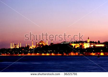 Istanbul Topkapi Stock Photos, Royalty.