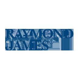 Raymond James logo.