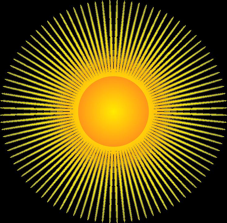 Rayos de sol png 3 » PNG Image.