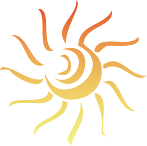 Rays Of Sunshine Clipart.
