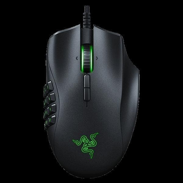 Razer Naga Trinity MOBA/MMO Gaming Mouse.
