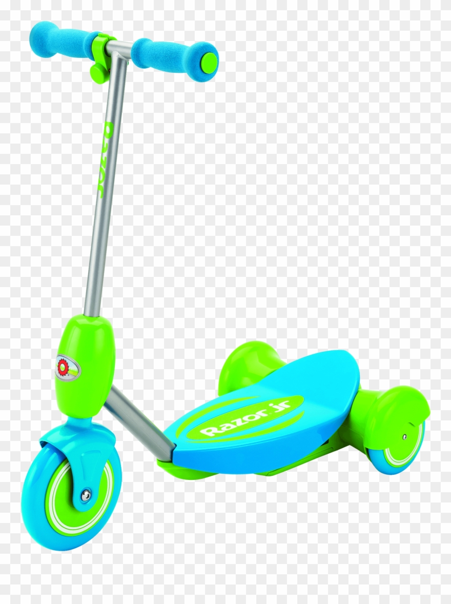 Lil\' E Electric Scooter.