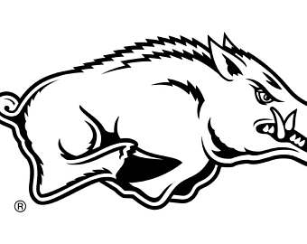 Razorback Pig Clipart Clipground