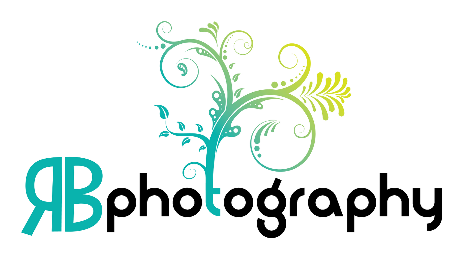 Rb photography Logos.