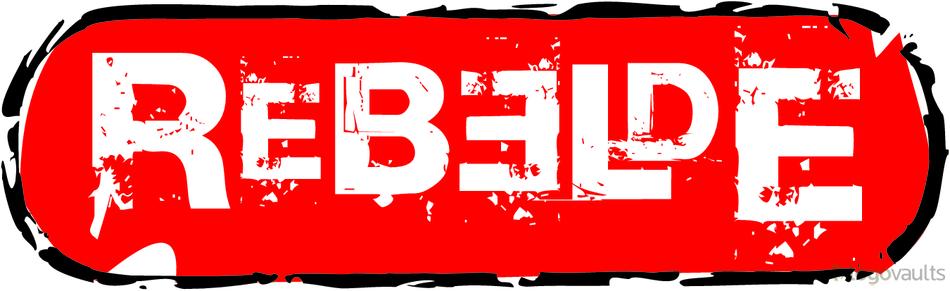 Rebelde RBD Logo (EPS Vector Logo).