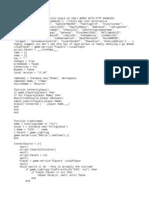 Script F1.