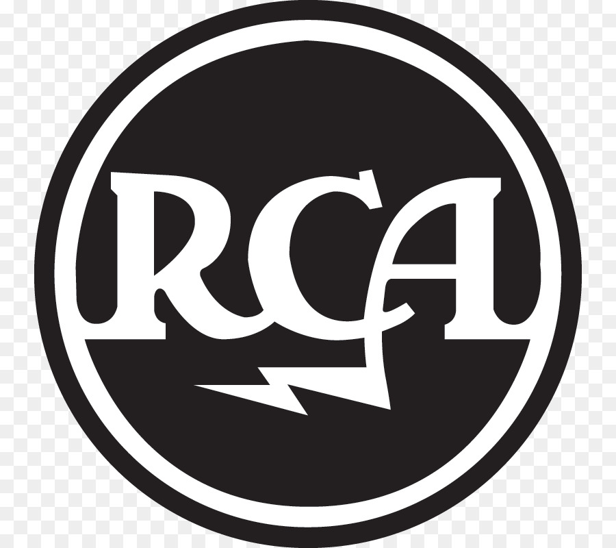 Rca Text png download.