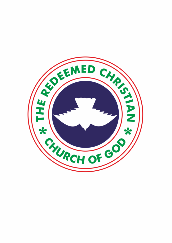 RCCG Logo Sticker.