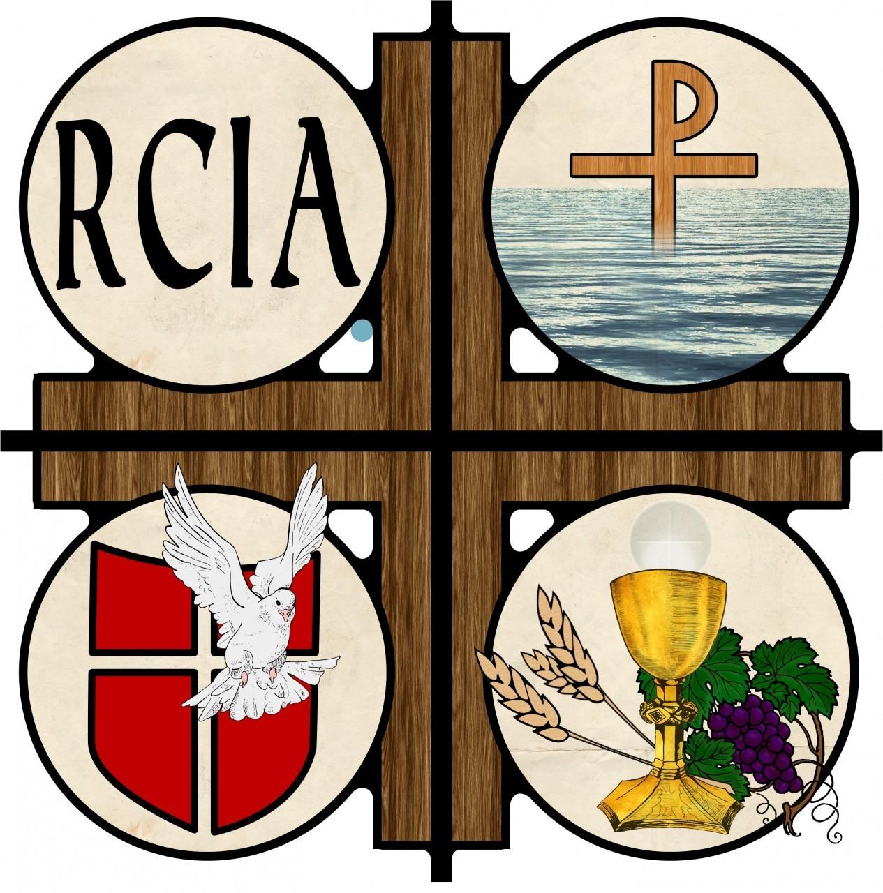 Catholic clipart rcia.