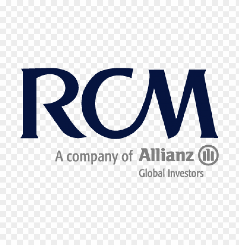 rcm allianz vector logo.
