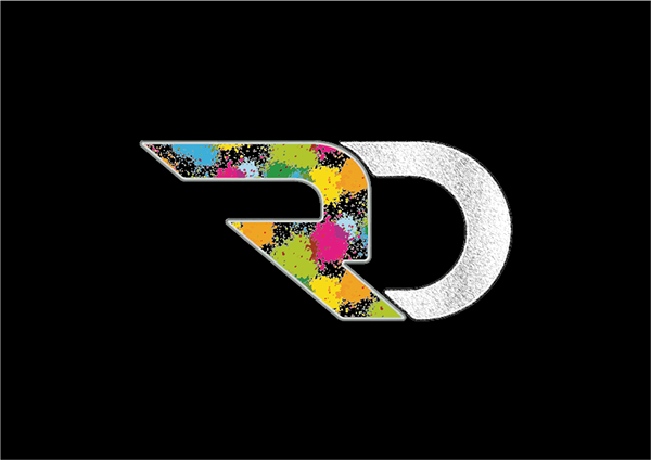 RD Logo I created using Adobe Illustrator. on Student Show.