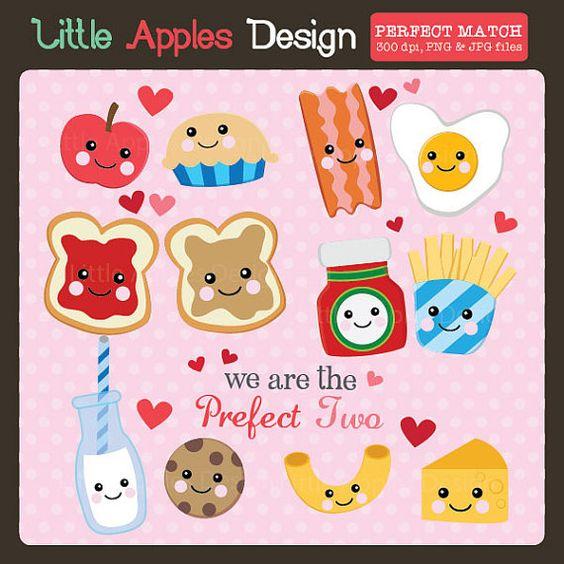 Princess Clip Art / Princess Clipart / Cute Princesses Clipart.